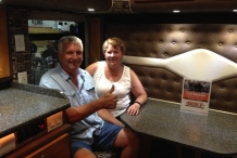 Bob_and_Linda_Caffee_in_new_truck2