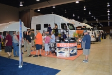 Bolt expo 2015 booth traffic