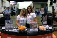 Bolt Girls at Bolt Expo booth 2016resize