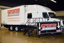 Bolt_Custom_Trucks_Expo_17_Expedite_Services_double_bunk_100in_sleeper_0296