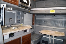 Bolt_Custom_Trucks_Expo_17_Freightliner_96in_sleeper_interior_0363