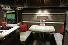 Bolt Custom Trucks Freightliner Cascadia interior