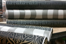 New Interior Fabric Samples