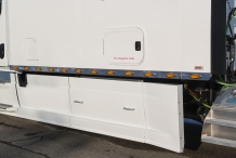 Bolt 150-inch Platinum Series Sleeper Flirt Skirt Closed