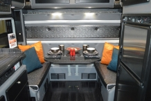 Bolt custom interior 150 inch sleeper FK3