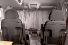 Sprinter van seats